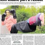 Rim Ridane part à l'assaut