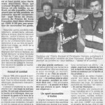 Septembre 1998 - Brigitte Champion